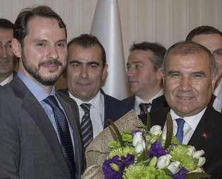 Enerji Bakanı Berat Albayrak görevi devraldı