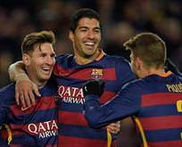 Barcelona Romayı 6 golle yaktı !