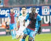 Trabzonspor İstanbulda kazanamıyor!