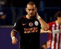 Sneijder: Kızgınım