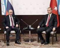 Erdoğan ile Putin Pariste görüşecek