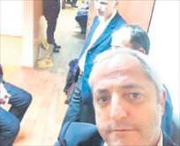 Türk işadamları toplama kampında