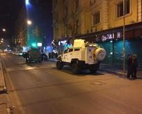 Polis aracına silahlı saldırı! Ölü ve yaralılar var