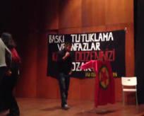 Boğaziçinde PKKnın kuruluş yıl dönümü kutlaması