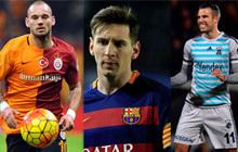O Messi ve Ronaldoyu geçen tek kişi!