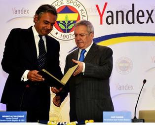 Fenerbahçelilerden Rus şirketi Yandexe şok