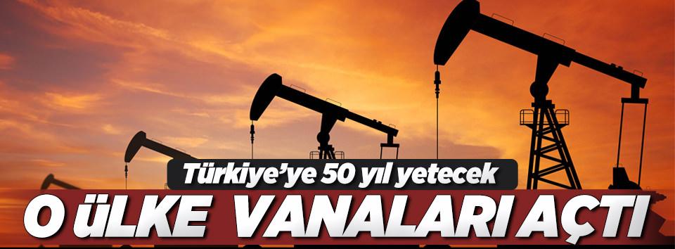 K. Iraktan gaz müjdesi