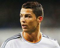 Onun lakabı Sulugöz Ronaldo
