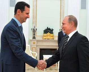 Suriyede Rusya-Esed-DAEŞ iş birliği!