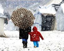 İstanbul ve Ankaraya kar geliyor