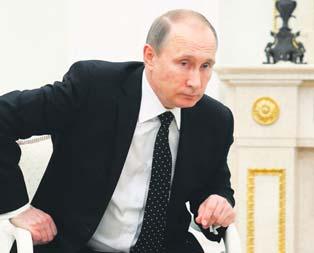 Putin sürekli yalan söylüyor