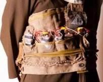 Canlı bomba kendini patlattı: 3 ölü