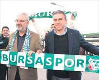 Hamzaoğlu Bursasporda!