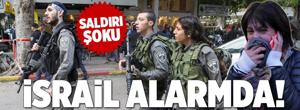 İsrail alarmda - SANAL BASIN