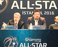 All-Star kadroları açıklandı