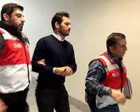 Sinan Çetin'in oğlu Rüzgar Çetin tutuklandı