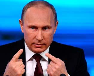 Putin zulmü