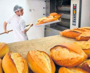 Ekmek zammına 8 milyar lira