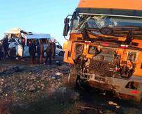 Diyarbakırda feci kaza: 7 ölü