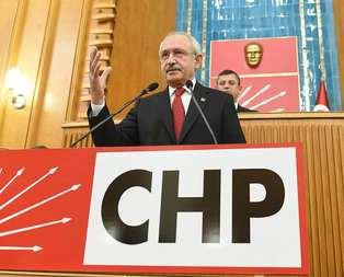 CHPnin gayri milli siyaseti