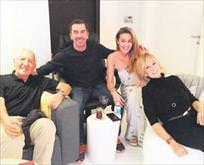 Miamide aile boyu keyif