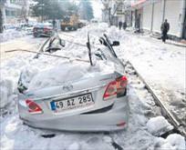 Kar beyazdır ölüm
