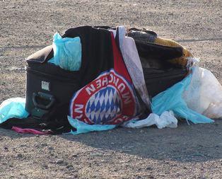Valizin içinden parçalanmış ceset çıktı!
