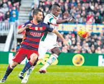 Barça Trabzondan 2 milyon euro istedi