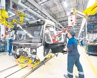 Mercedesten 3 bin kişiye iş