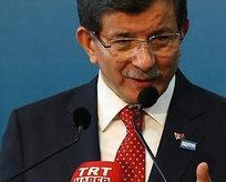 Davutoğlundan YPG açıklaması