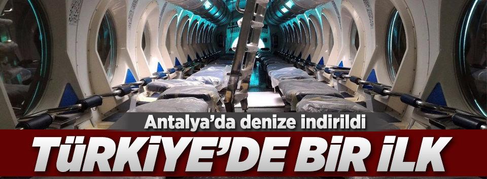 Türkiyede bir ilk