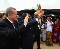"""Erdoğan'a """"güç, cesaret ve bilgelik"""" unvanı"""