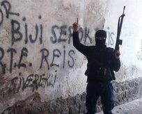 Özel harekat polisinden Erdoğan'a  Kürtçe mesaj
