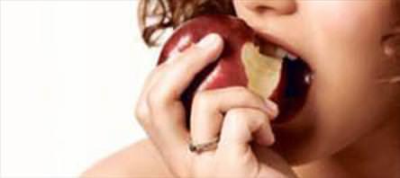 Günde 1 kabuklu elma kansere yakalanma