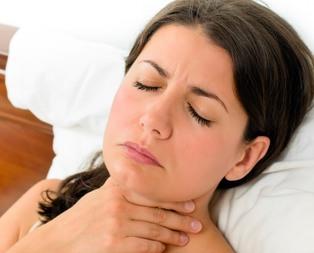 Boğaz ağrısından kurtulamıyorsanız bunu yapın