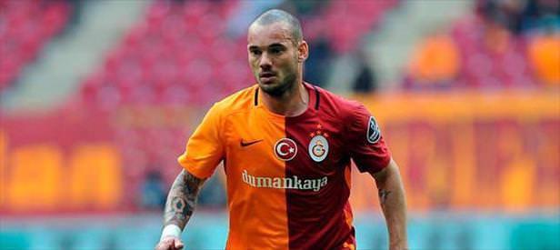 Sneijder isyanı