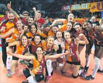 Haydi Galatasaray CEVindir bizi!