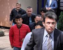 Hakeme saldıran taraftar hakkında karar verildi