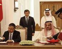 Katar'la o konuda anlaşmaya varıldı