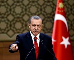 Erdoğandan İslam dünyasına çağrı