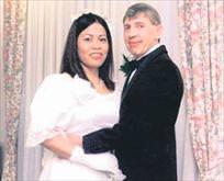 8. karısını tacizden tutuklandı