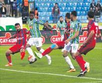 Süper Lig'e veda eden ilk takım Mersin oldu
