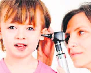 Orta kulak iltihabı gelişimi engelliyor