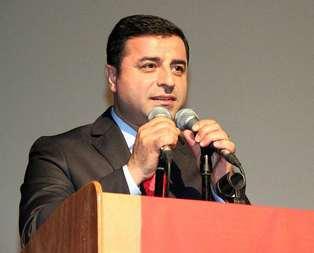 Demirtaş: Benim partim dışında Türkiye partisi yok