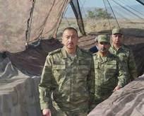 Aliyev cephe hattında