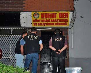 İzmir'de PKK gözaltısı