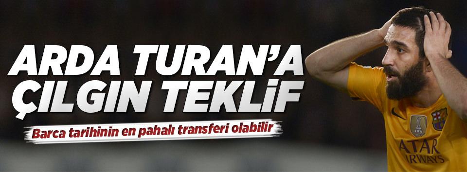 Arda Turana inanılmaz teklif