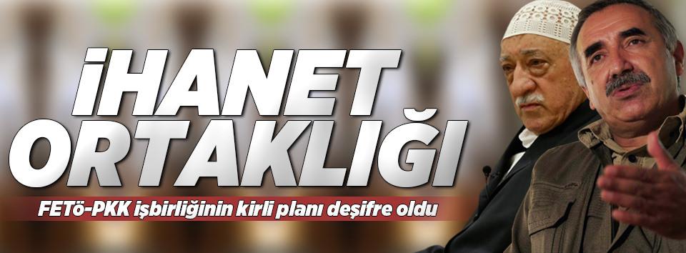 FETÖ-PKK işbirliği yine kanıtlandı