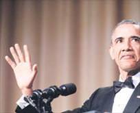 Obama kaçar