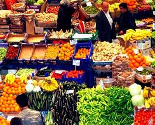 İstanbul'un Nisan enflasyonu %1.08